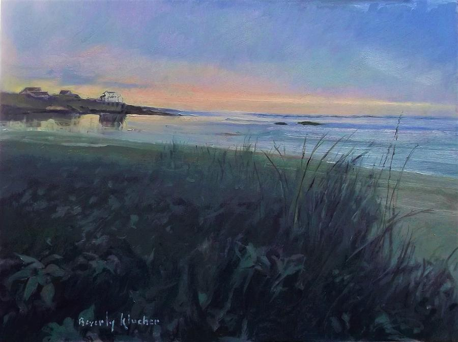 Ole Lyme Coastal by Beverly Klucher