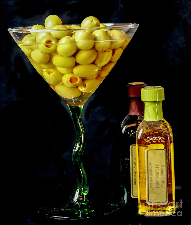 Olives by Cathy Donohoue
