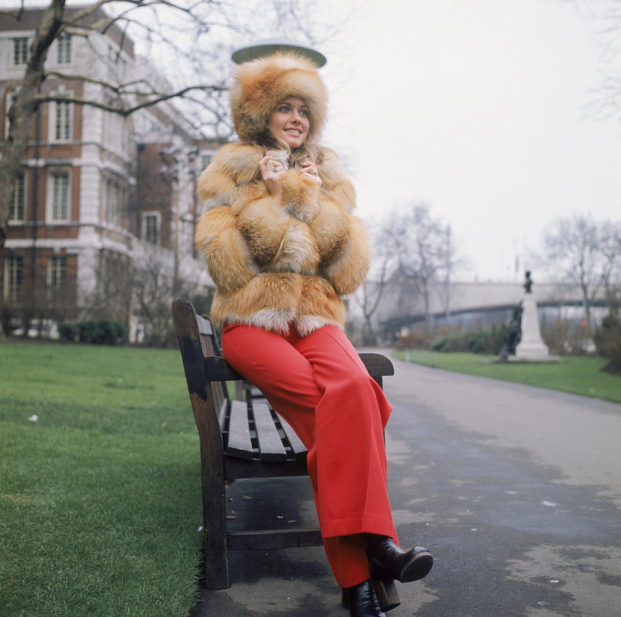 Olivia In Fur Photograph by Keystone