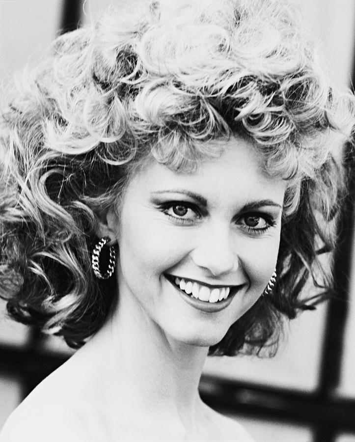 Olivia Newton John In Grease 1978 Photograph By Album