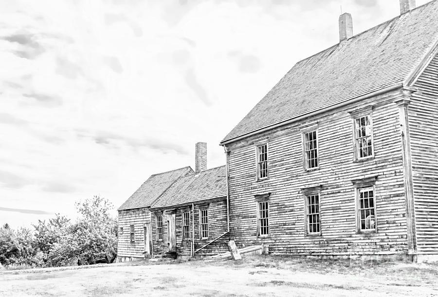 Olson House, Maine by Marcia Lee Jones