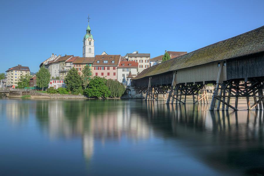 Olten Photograph - Olten - Switzerland by Joana Kruse
