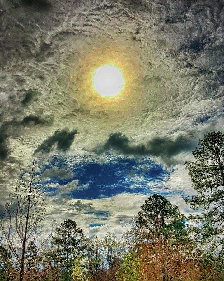Ominous Skies by Michael Frank