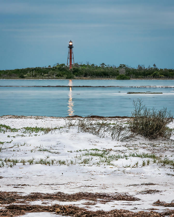 On Anclote Key by Steven Sparks