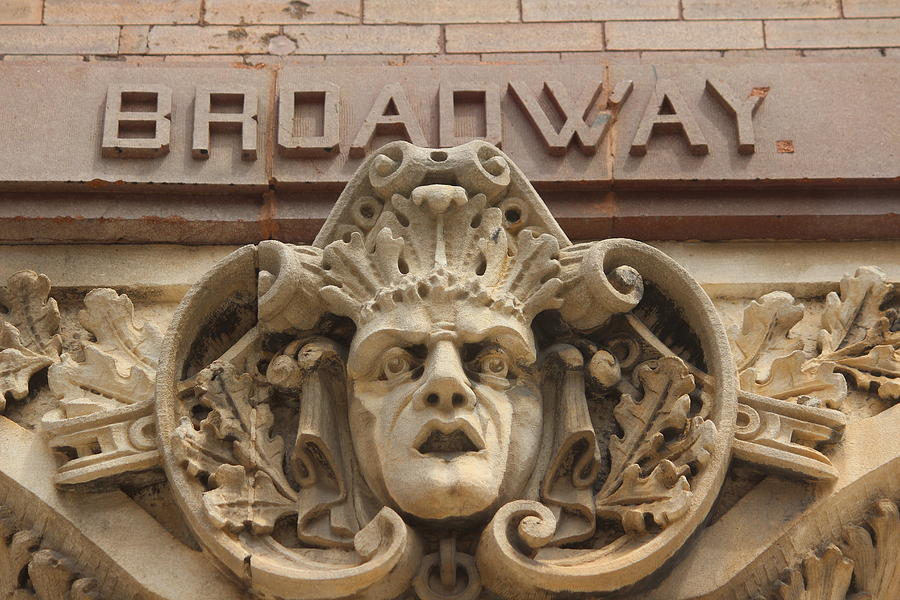 Broadway Photograph - On Broadway by Callen Harty