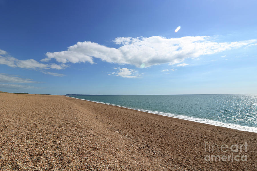 On Chesil Beach by Julia Gavin