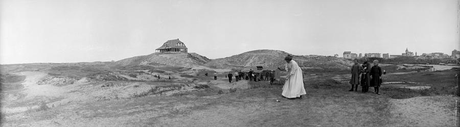 On Golf Links Photograph by Alfred Hind Robinson