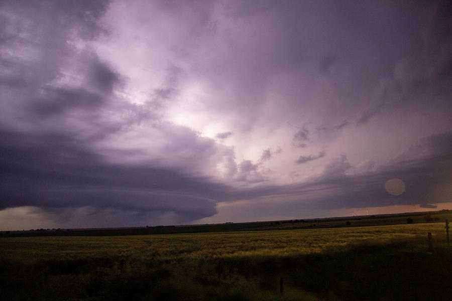 Cloudscape Photograph - On Our Way Home Chase Finale 048 by Dale Kaminski
