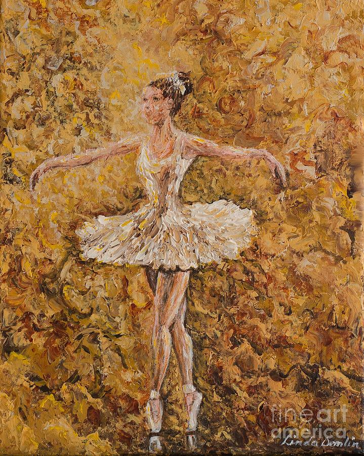 On Pointe #1 by Linda Donlin
