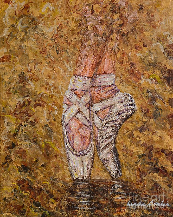 On Pointe #2 by Linda Donlin