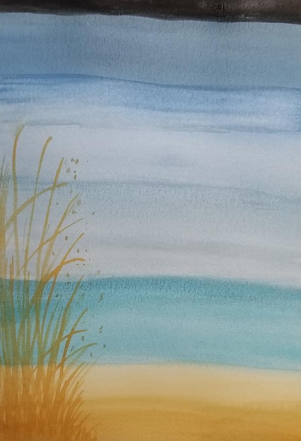 On the Beach by KRISTIN MCDONNEL