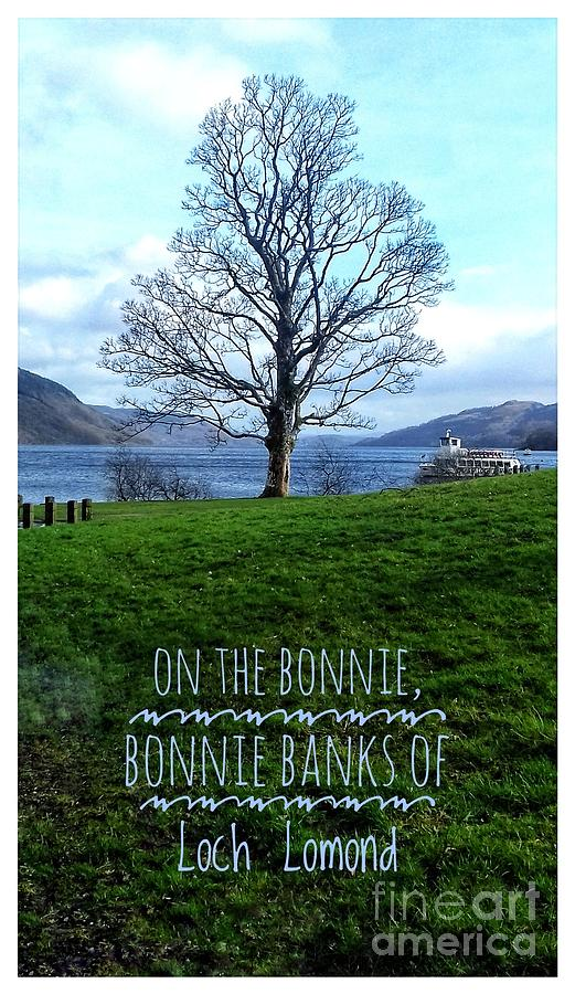 On The Bonnie, Bonnie Banks 2 by Joan-Violet Stretch