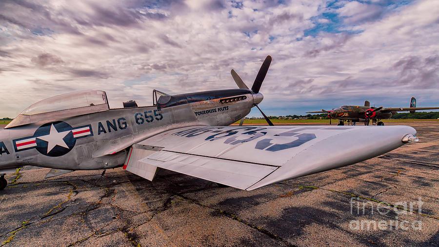 On The Flightline by Joe Geraci