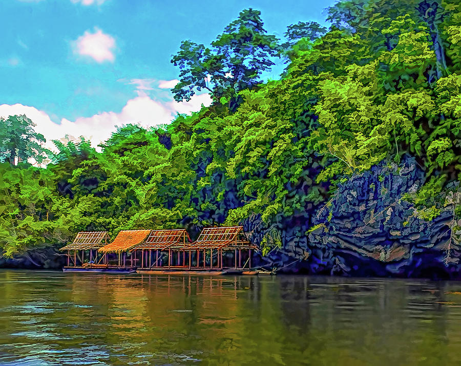 On The River Kwai Photograph