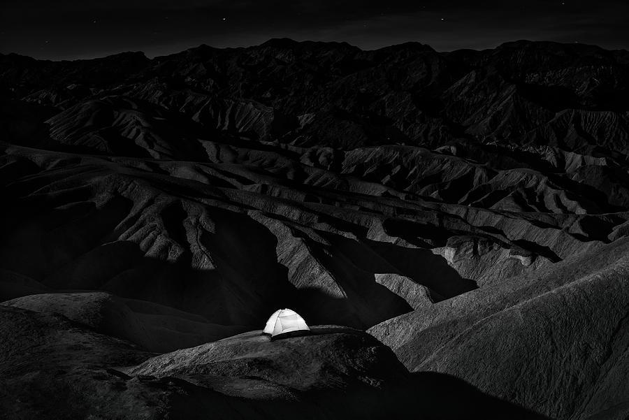 California Photograph - On The Rock by Simon Chenglu