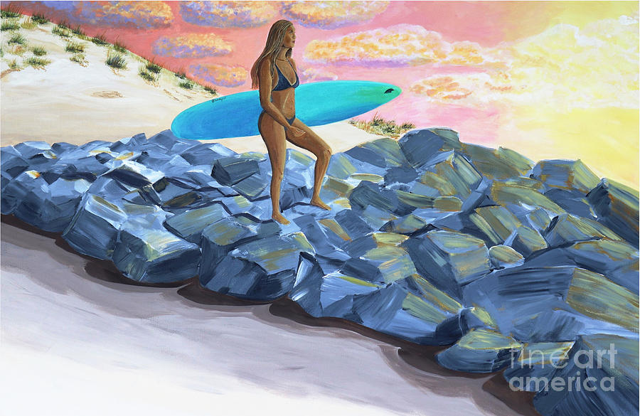On The Rocks by Jenn C Lindquist