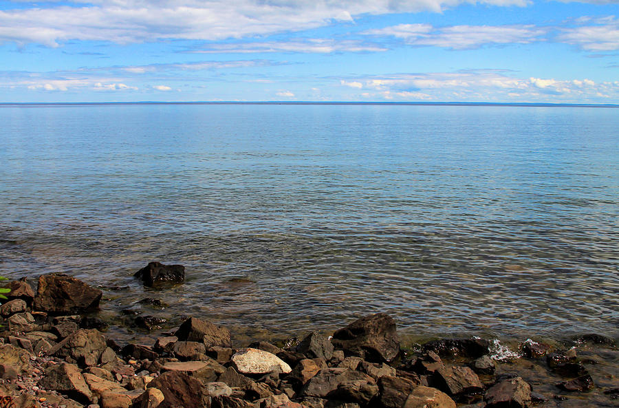 On The Shores of Lake Superior by Bonnie Follett