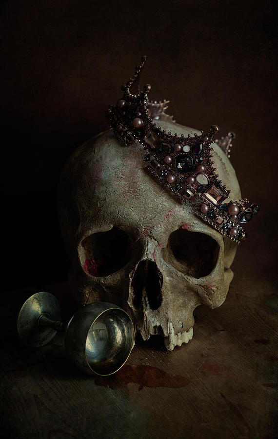 Once a King by Jaroslaw Blaminsky