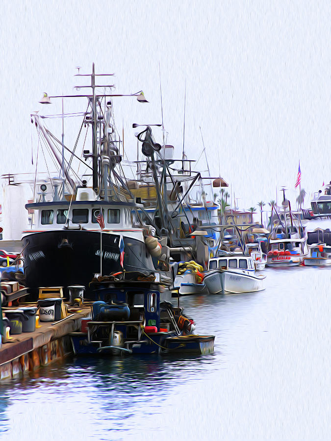 Once Upon a Time in San Pedro by Joe Schofield