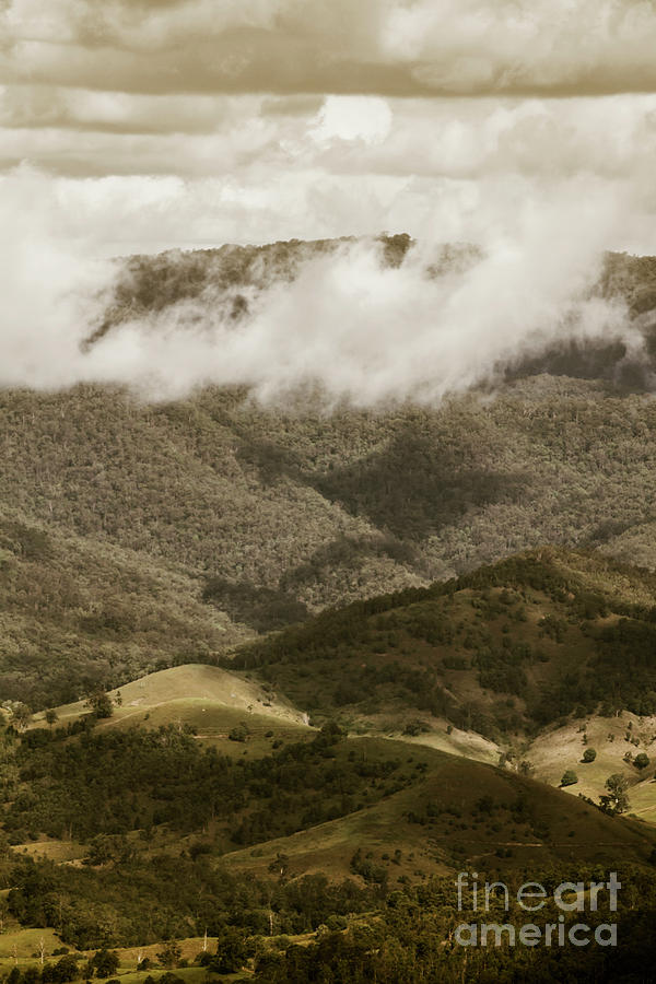 Nature Photograph - Oncoming Rains by Jorgo Photography - Wall Art Gallery