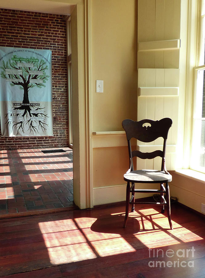 One Chair And Sunshine 300 Photograph