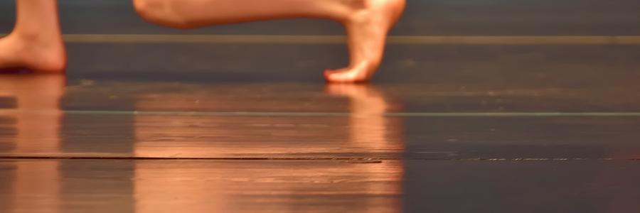 One Dancer Reflection by Jerry Sodorff