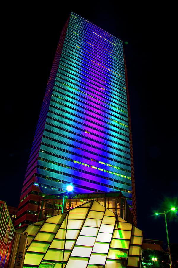 One Financial Center - Boston by Joann Vitali