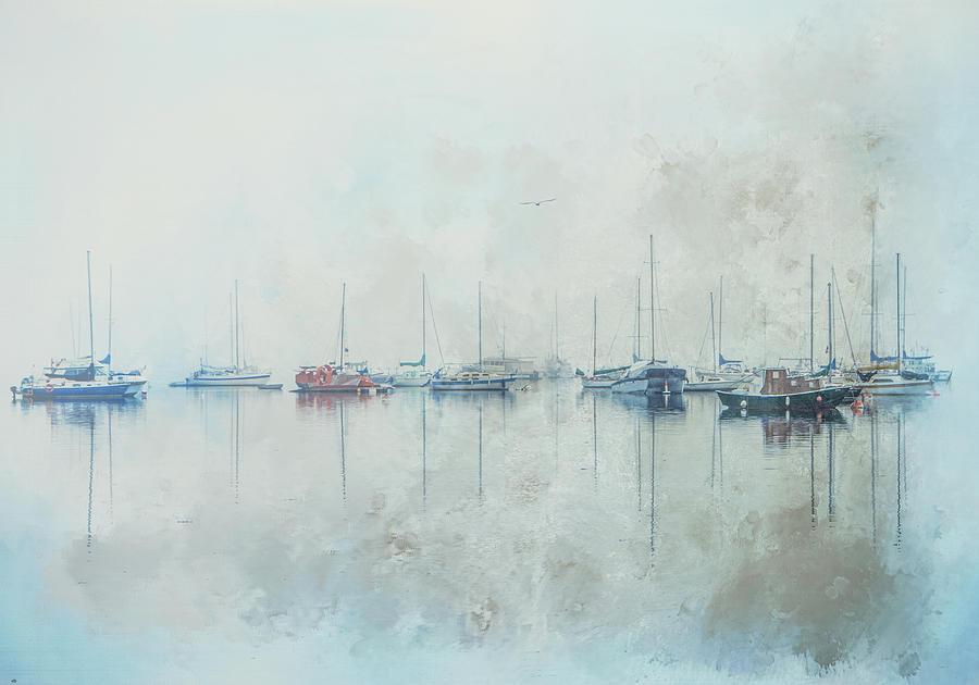 Morning Mist by Marilyn Wilson
