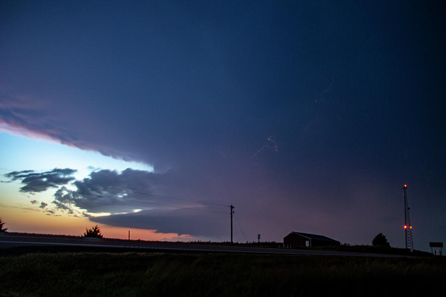 One Last Storm Chase of 2019 013 by Dale Kaminski