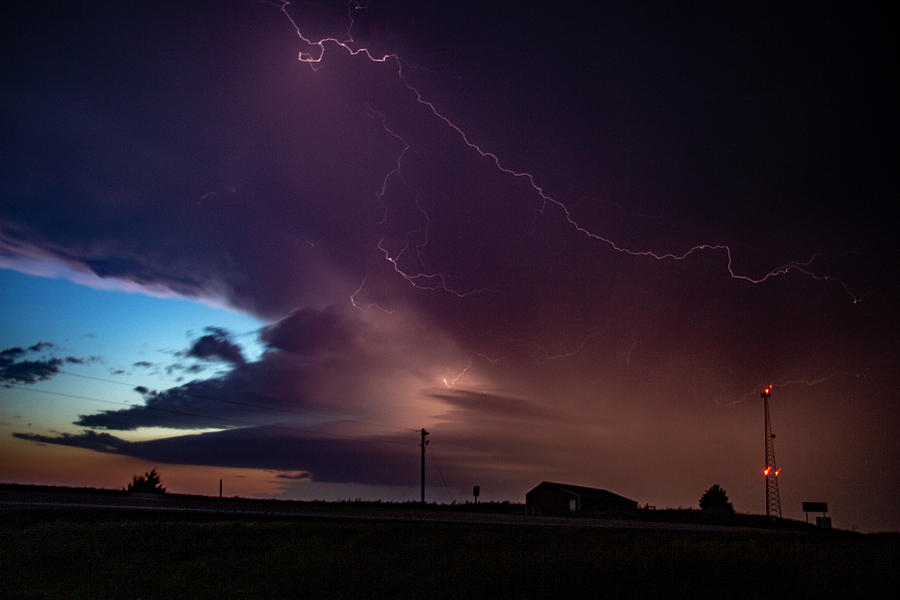One Last Storm Chase of 2019 026 by Dale Kaminski