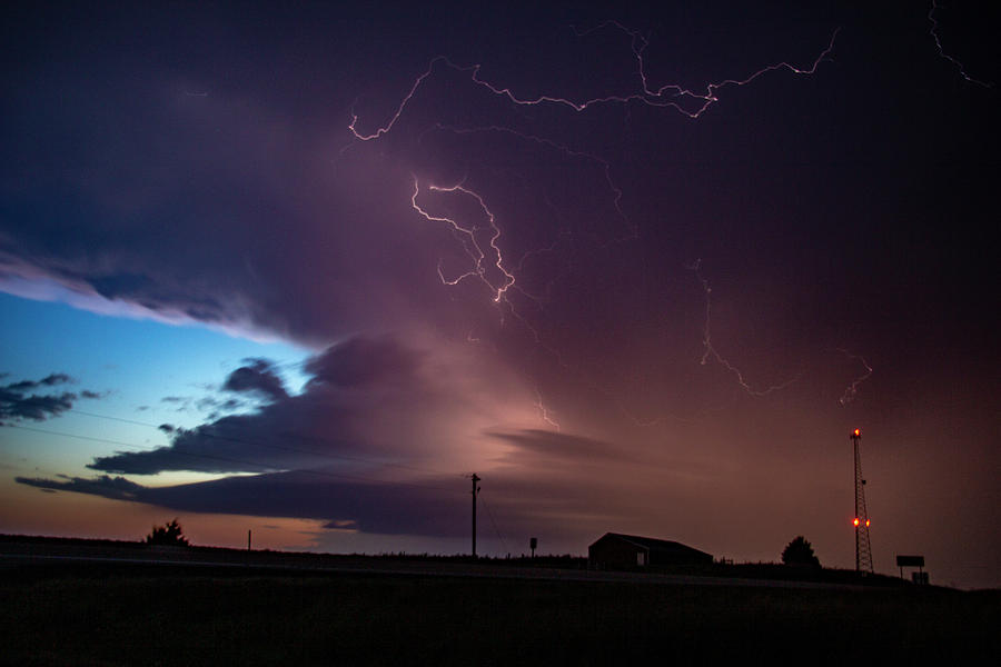One Last Storm Chase of 2019 027 by Dale Kaminski