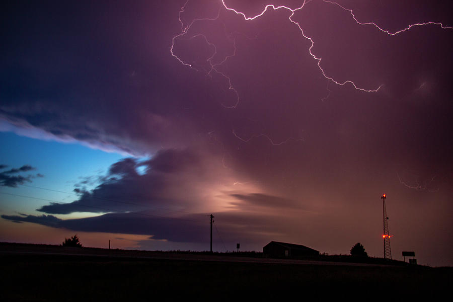 One Last Storm Chase of 2019 029 by Dale Kaminski