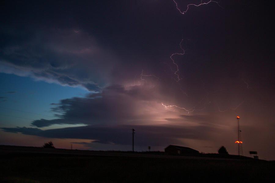 One Last Storm Chase of 2019 032 by Dale Kaminski