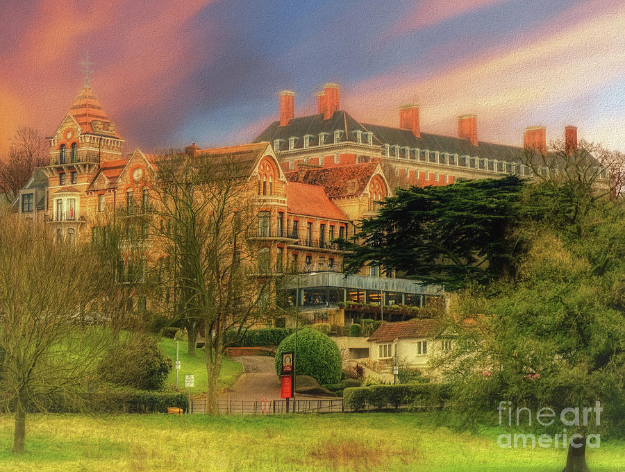 One morning in Richmond 1 by Leigh Kemp