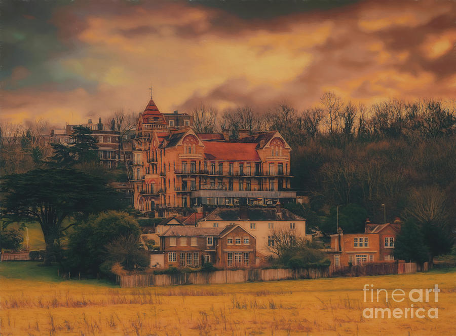 One morning in Richmond 2 by Leigh Kemp