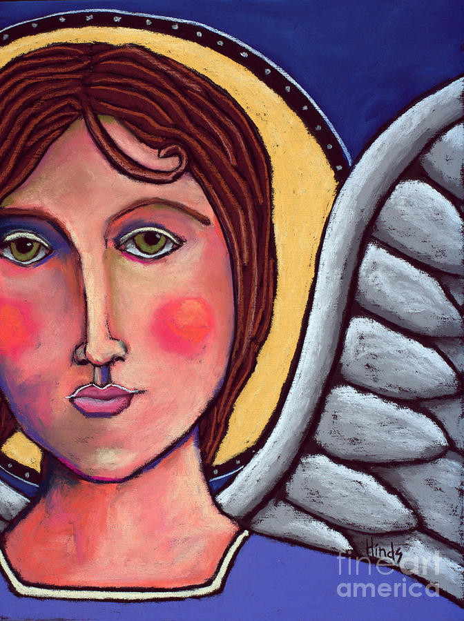 One Of Gods Angels  by David Hinds