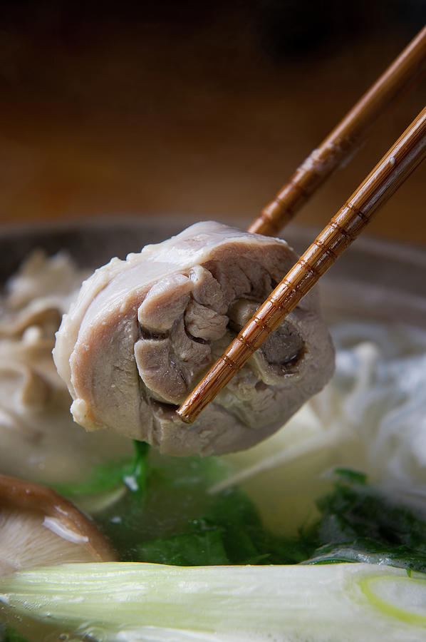 One-pot Dishes Of Japanese-style Food Photograph by Ryouchin