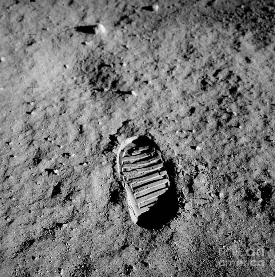 One Small Step by Michael Graham