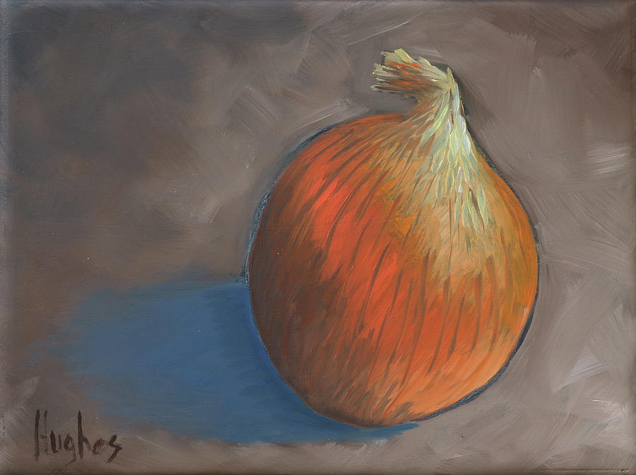 Onion by Kevin Hughes