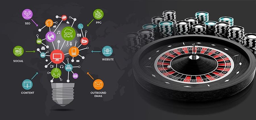 казино маркетинг онлайн