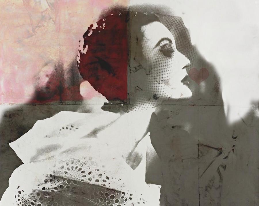 Love Digital Art - Only Love Can Break Your Heart  by Paul Lovering