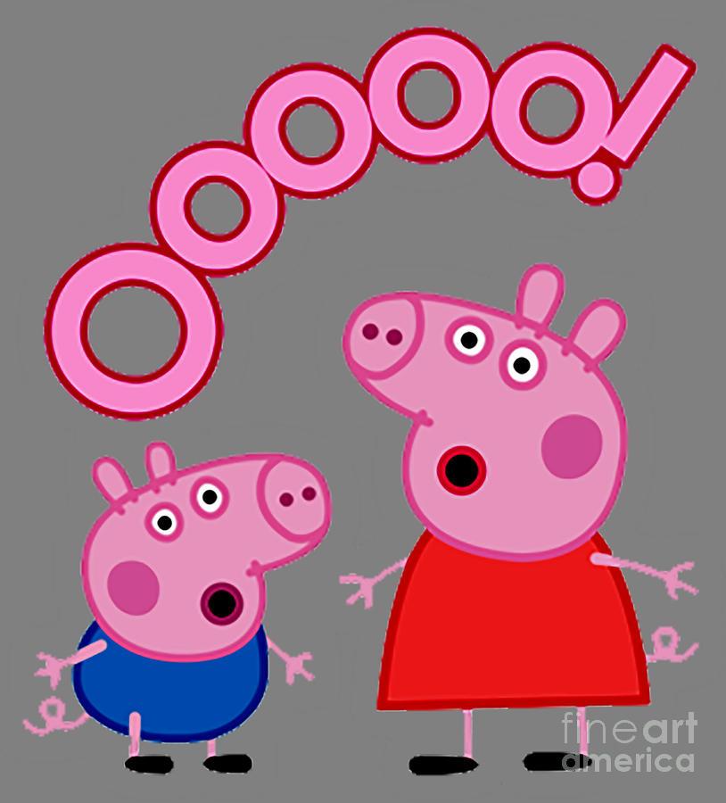 ooooo Peppa Pig