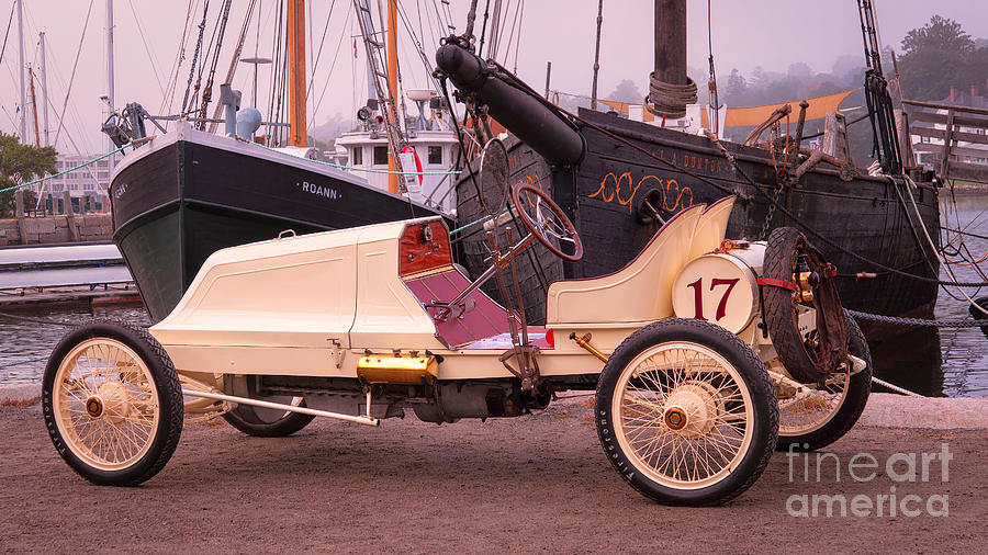 Open Air Cruiser by Joe Geraci