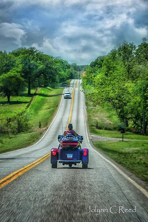 Open Road by Jolynn Reed