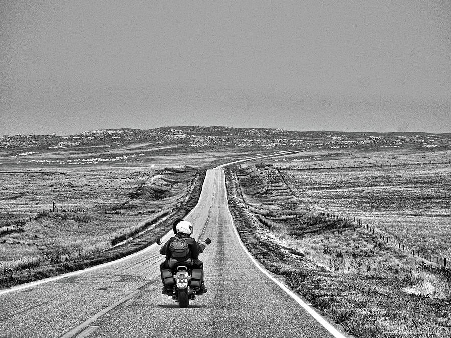 Open Road by Robert Stanhope