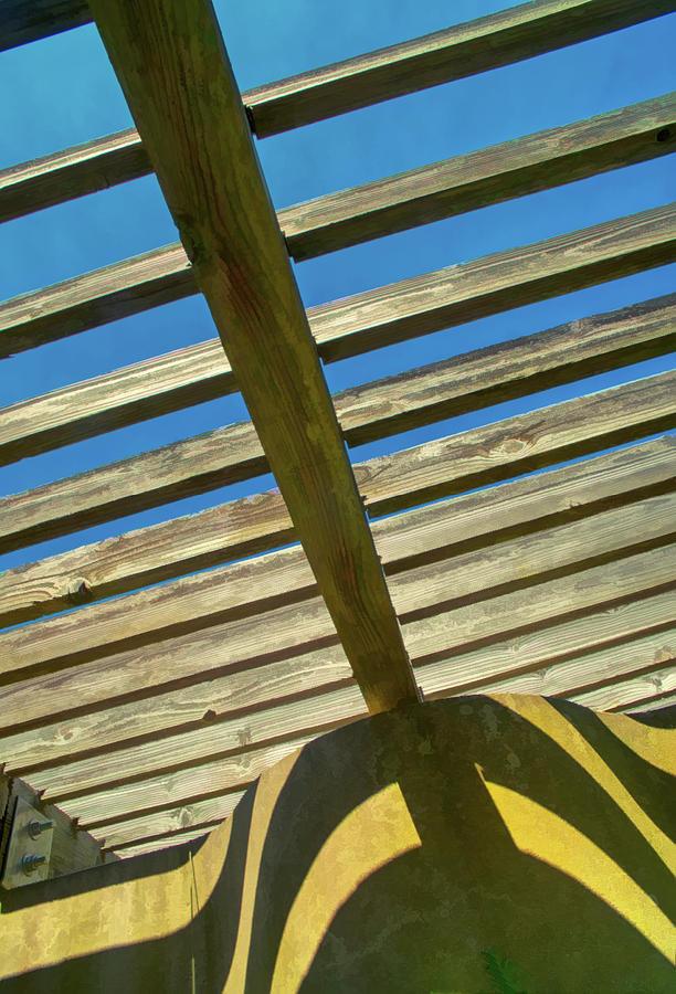 Open Sky Gazebo Roof by Gary Slawsky