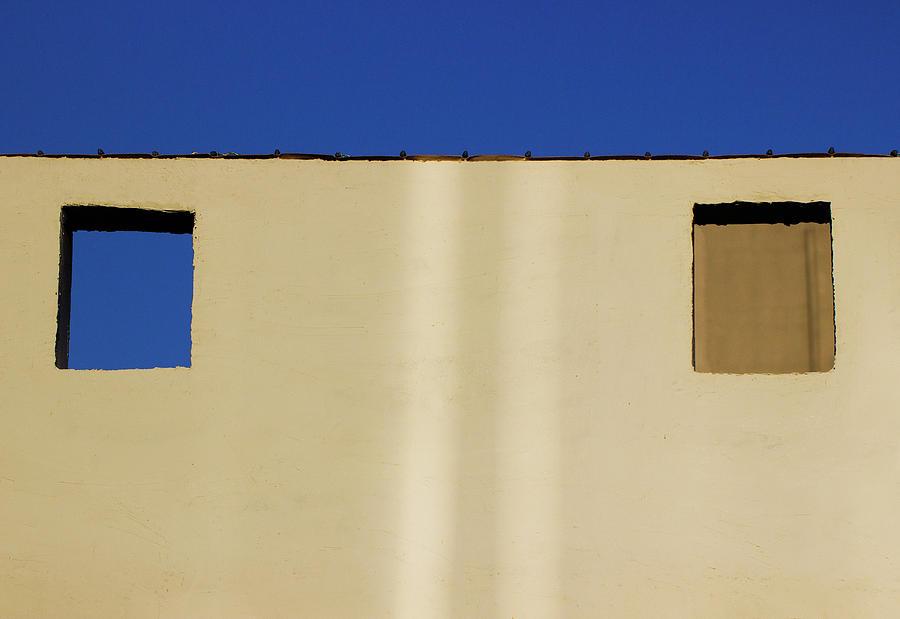 Open Vs Closed Window by Prakash Ghai