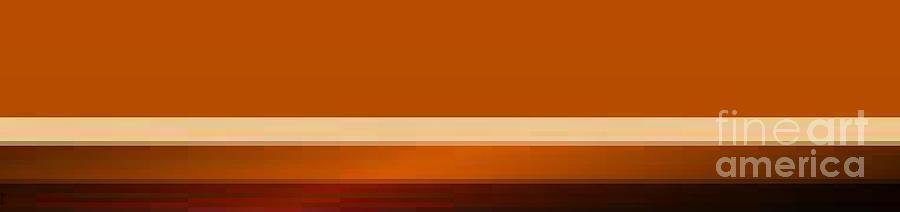 Orange Plank by Archangelus Gallery