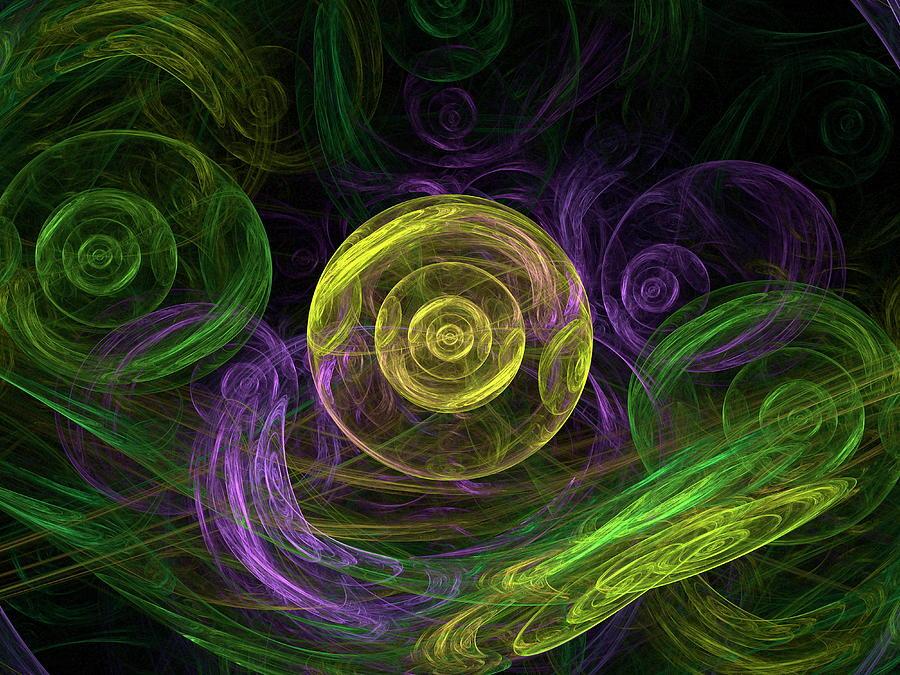 Orb Reality by Richard J Cassato