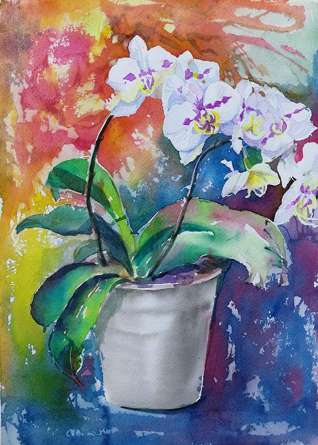 Orchid by Ping Yan